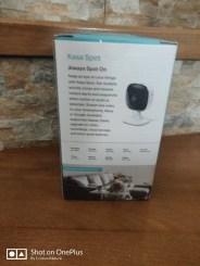 Cameră Kasa Spot cutie lateral1