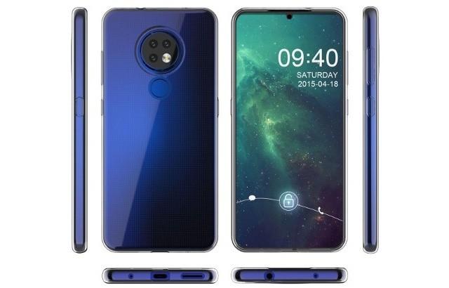 Nokia 7.2 va avea un sistem triple camera