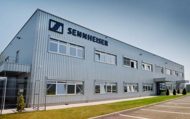 Sennheiser a deschis o fabrica la Brasov