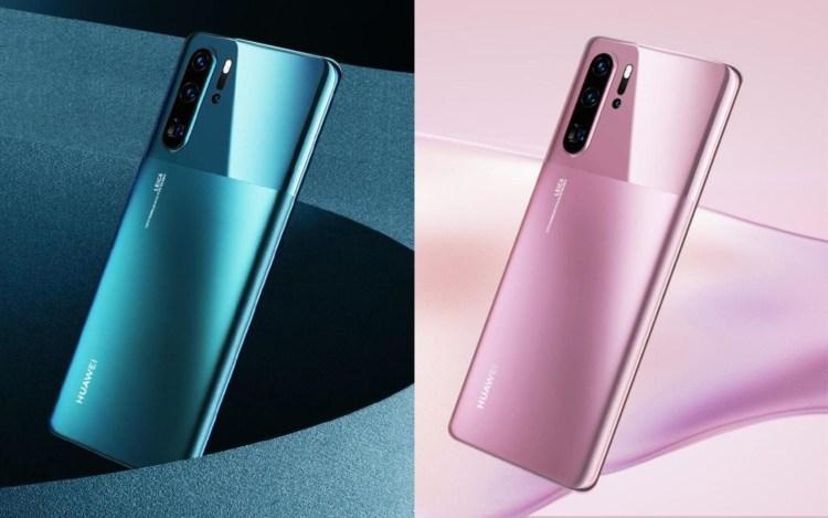 Huawei a lansat o versiune noua de P30 Pro cu Android 10