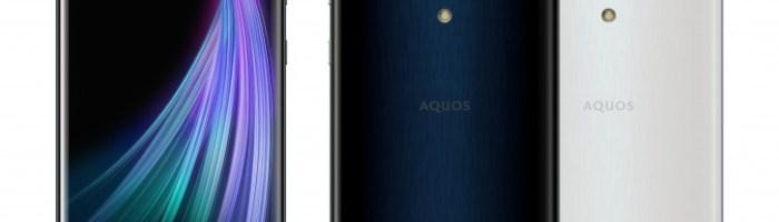 Sharp AQUOS zero2 - smartphone cu ecran de 240Hz