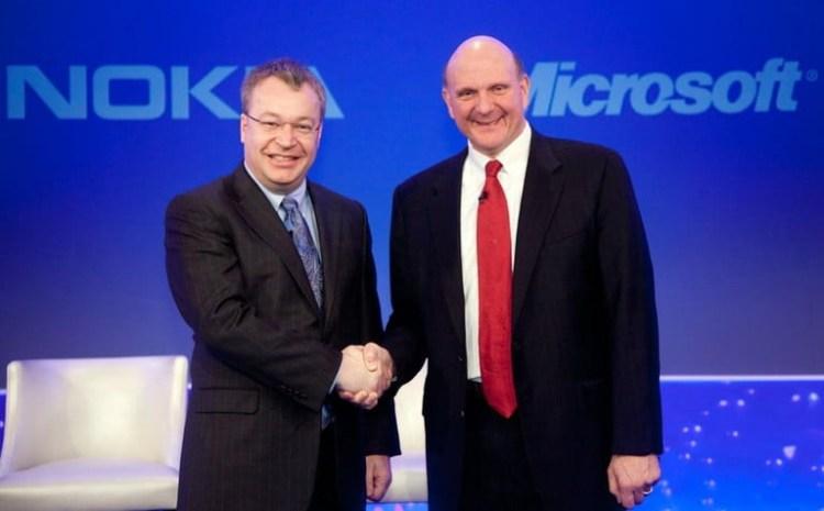 6 ani de cand Microsoft cumpara Nokia