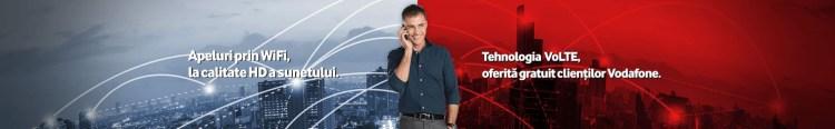 Vodafone lanseaza VoLTE si VoWIFI