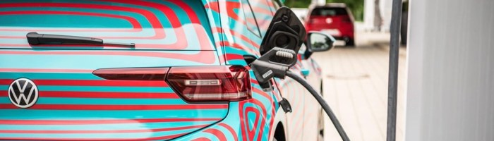 VW ID3 (100% electric) va fi dezvaluit complet saptamana viitoare