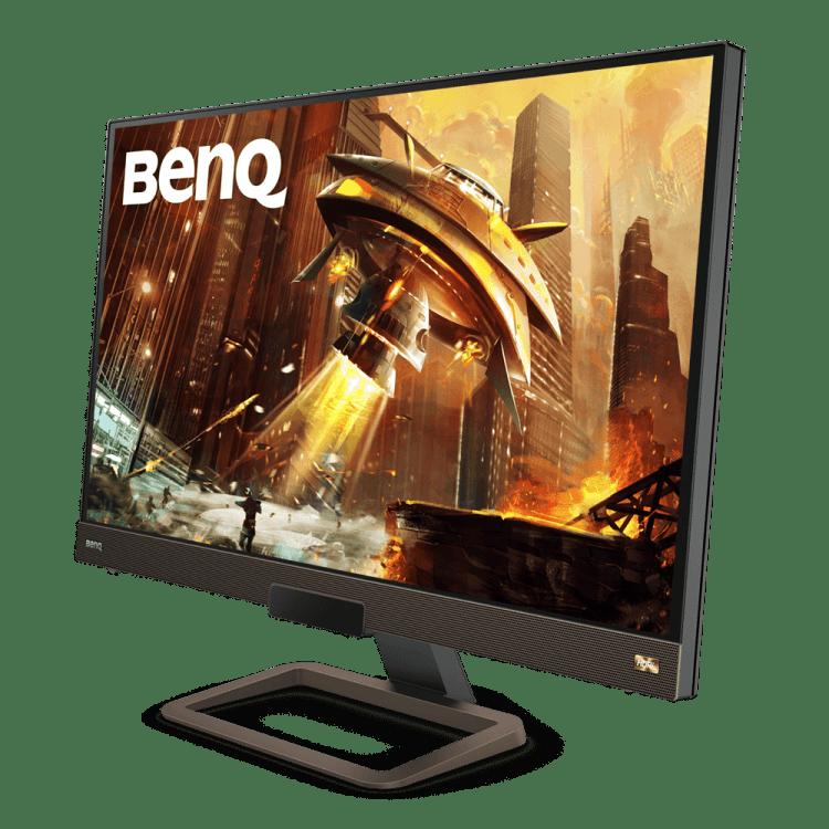 BenQ EX2780Q - cel mai tare monitor de gaming in acest moment
