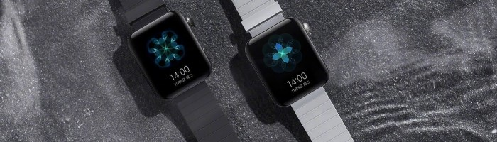 Xiaomi Mi Watch - purtabil cu WearOS