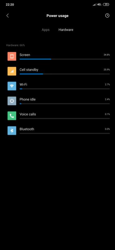 Redmi Note 7 baterie