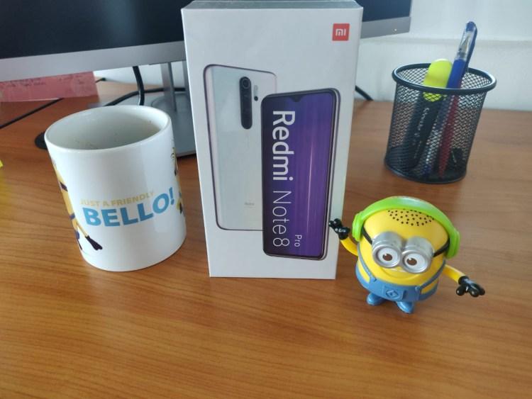 Testam Redmi Note 8 PRO pentru voi