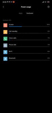 Redmi Note 8PRO baterie1