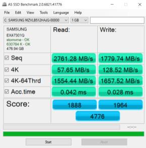 benchmark msi ge65 (2)