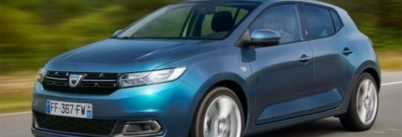 Dacia Sandero 2020 va fi hibrida