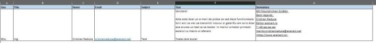 macro send e-mail