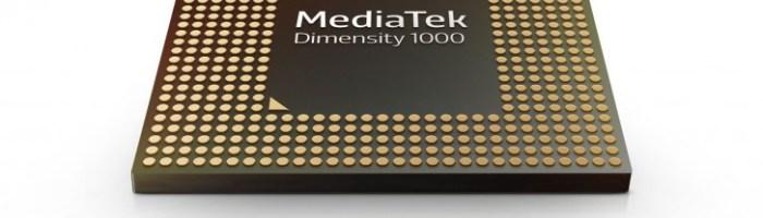 MediaTek a lansat platforma Dimensity 1000 cu 5G integrat