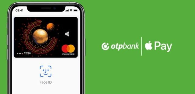 OTP Bank are suport pentru Apple Pay