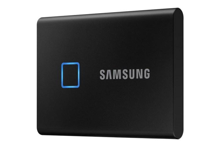 Samsung a lansat SSD-ul portabil T7 Touch