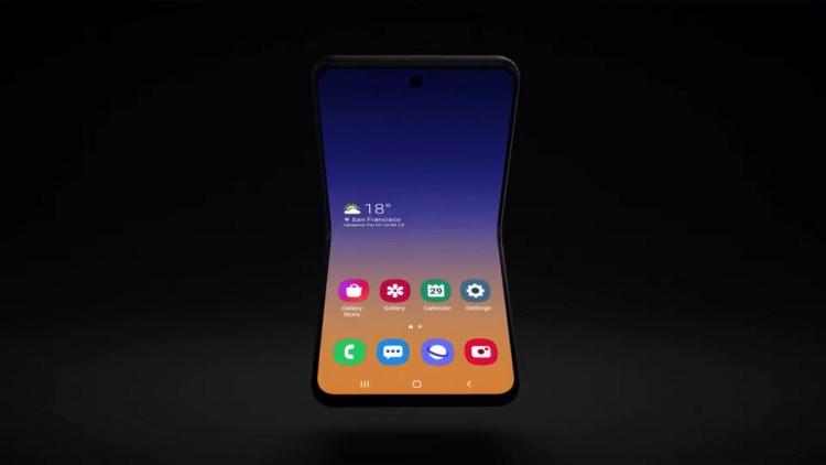 Galaxy Z Flip: noul telefon foldabil de la Samsung
