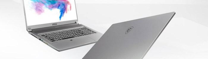 MSI a lansat primul laptop cu ecran Mini LED