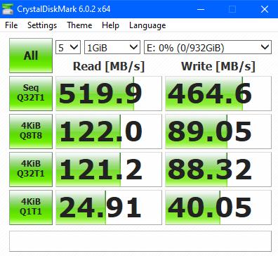 ADATA SC685 - SSD extern cu USB Type C