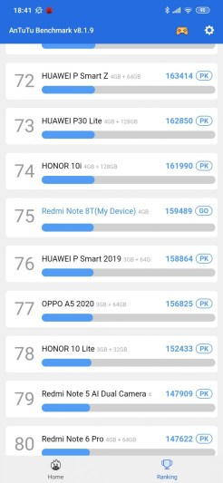 Redmi Note 8T AnTuTu (7)