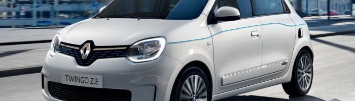 Renault Twingo ZE anuntat: ar putea fi acesta noua Dacia Electric?