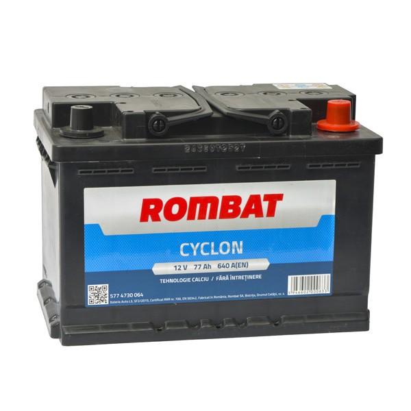 Baterii ROMBAT made in Romania pentru masini electrice