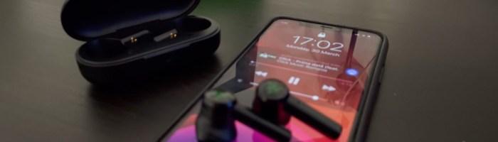 Review casti Razer Hammerhead True Wireless - alternativa mai aratoasa la AirPods