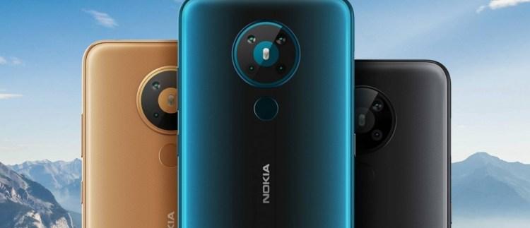 Nokia 7.3 - 4 camere foto si un design nou
