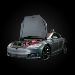 Tesla ludicrous PC