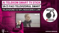 Telekom lanseaza televiziunea prin Chromecast