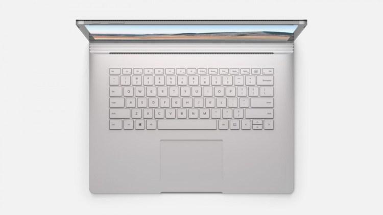 Microsoft a lansat Surface Book 3