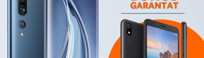 Oferte bune de la Xiaomi pe timp de vara