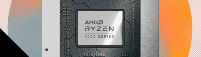AMD a anuntat noile procesoare Ryzen 4000 cu grafica integrata