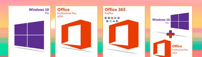 Alte oferte bune la licentele de Windows si Office