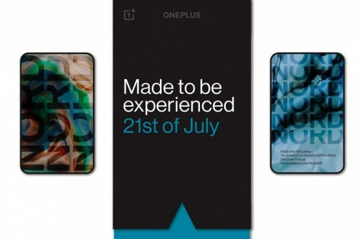 OnePlus Nord se va lansa luna aceasta