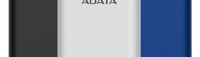ADATA a lansat 2 baterii externe cu fast charging si capacitati mari