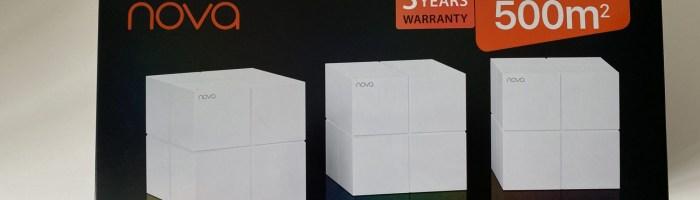 Review Tenda MW6 - sistem mesh pentru case mari