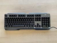 CONCURS – Castiga o tastatura de Gaming Trust GXT 877 SCAR