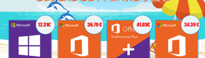 Multi oameni inca nu stiu ca Windows nu mai trebuie piratat - Windows 10 Pro costa 12 Euro