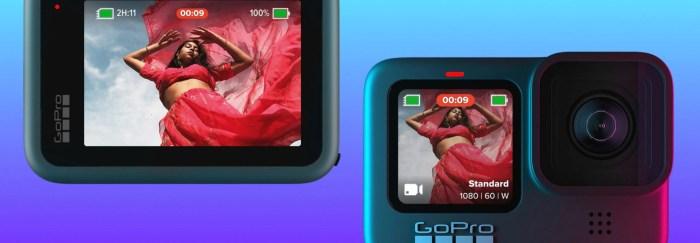 GoPro Hero 9 Black a fost prezentat