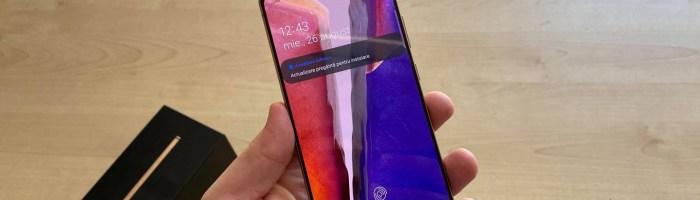 Review Samsung Galaxy Note 20 5G - un telefon asa cum trebuie