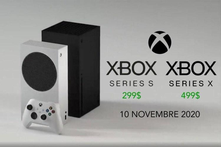 Microsoft a anuntat preturile pentru Xbox Series S si Series X si data de lansare a acestora