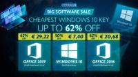 Cel mai mic pret la Windows 10 de pana acum – doar 6 euro