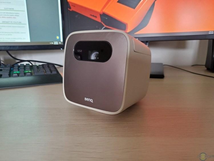 BenQ GS2 Review: un proiector portabil performant