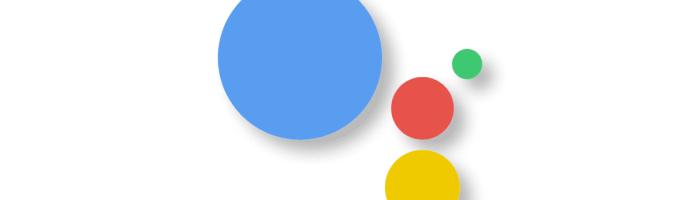 Noutăți anunțate pentru Google Assistant