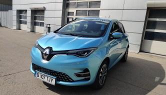 Renault Zoe ZE50 (2020) review: primele impresii