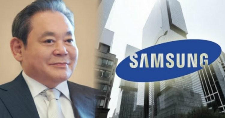 Presedintele Samsung, Lee Kun-hee, a murit