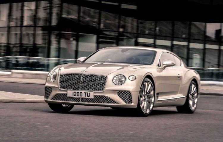 Bentley va produce doar modele de masini electrice