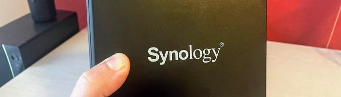 Synology DS419slim, scurtă prezentare: un NAS mic dar deștept