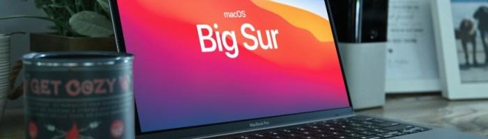MacOS Big Sur aduce probleme grave pe unele MacBook-uri