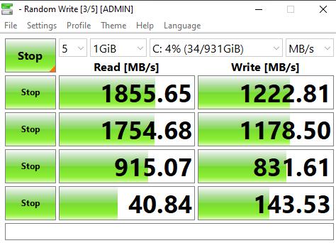 SSD ADATA Swordfish 1TB M.2 - un SSD ieftin numai bun pentru cei care inca au HDD